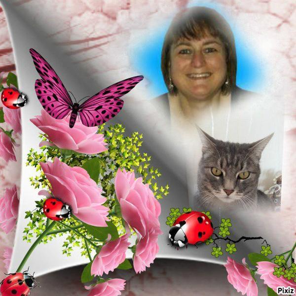 Cadeau pour mon amie Sylvie... bisous du (l) Josie