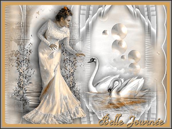 bonjour à tous mes amis(e)s .. je vous souhaite une joyeuse journée de mercredi.. bisous Josie