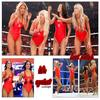 Mission 8 : Faire une créa simple 4oo x 35o sur Gail Kim. Imposible-Maryse