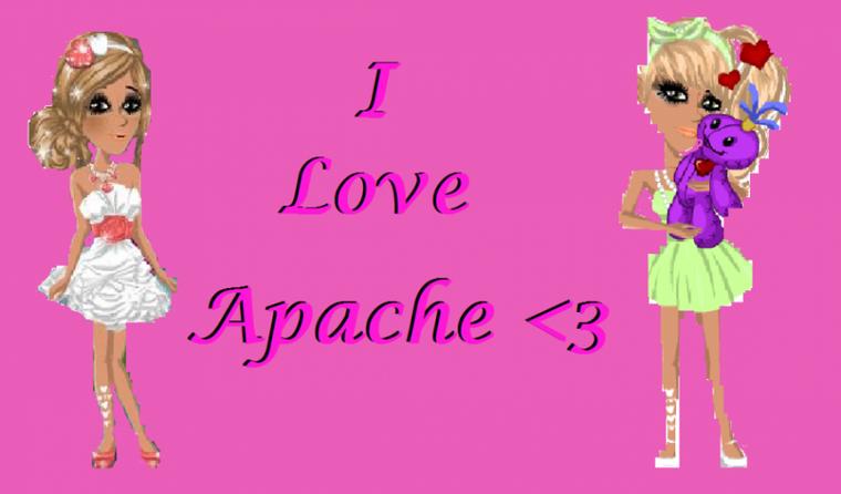 Apache ♥.