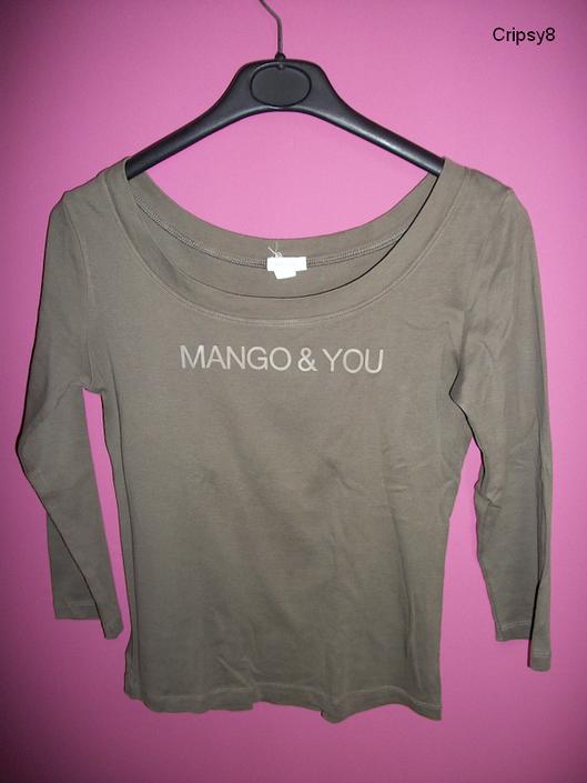 Maillot Mango et maillot noir