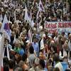 20 mai - une quatrième journée de grève générale et de manifestations