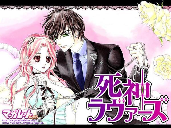 Shinigami lovers