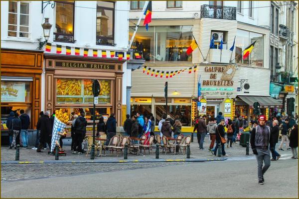 Weekend Bruxelles 2013