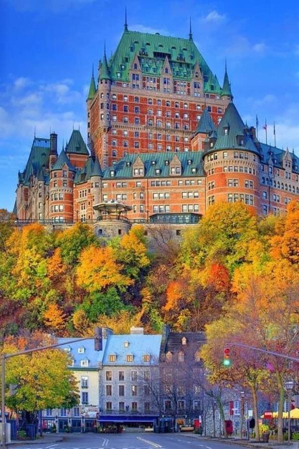 Ma belle ville Québec