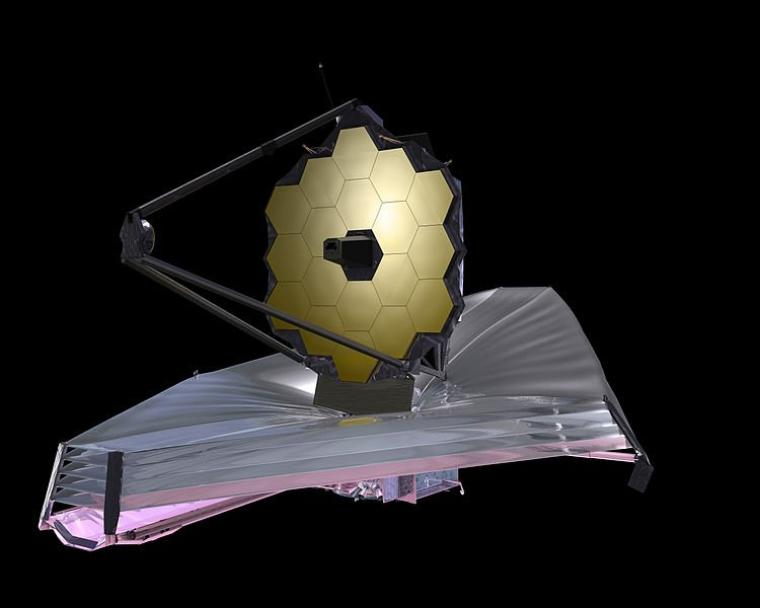 JWST (James Webb Space Telescope)