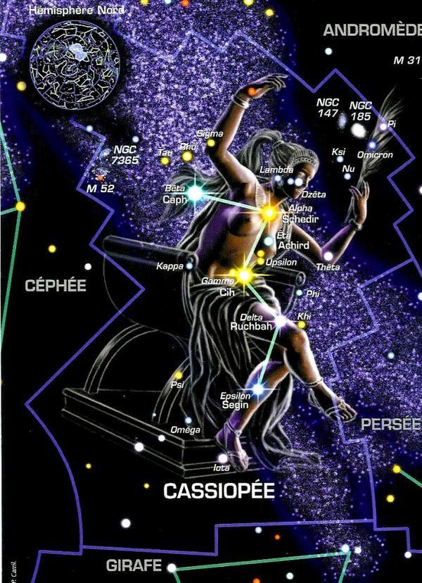 Cassiopée = Cassiopeia