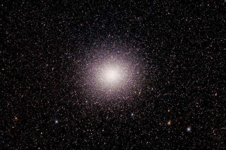 Oméga Centauri = NGC 5139 = Ω du Centaure