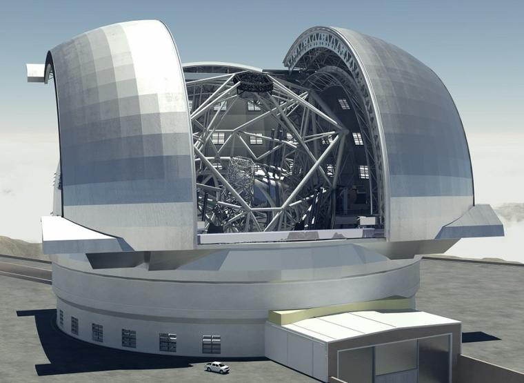 ¤-ELT = European Extremely Large Telescope = E-ELT