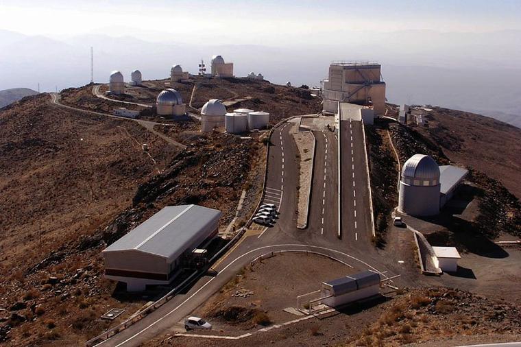 Observatoire de La Silla