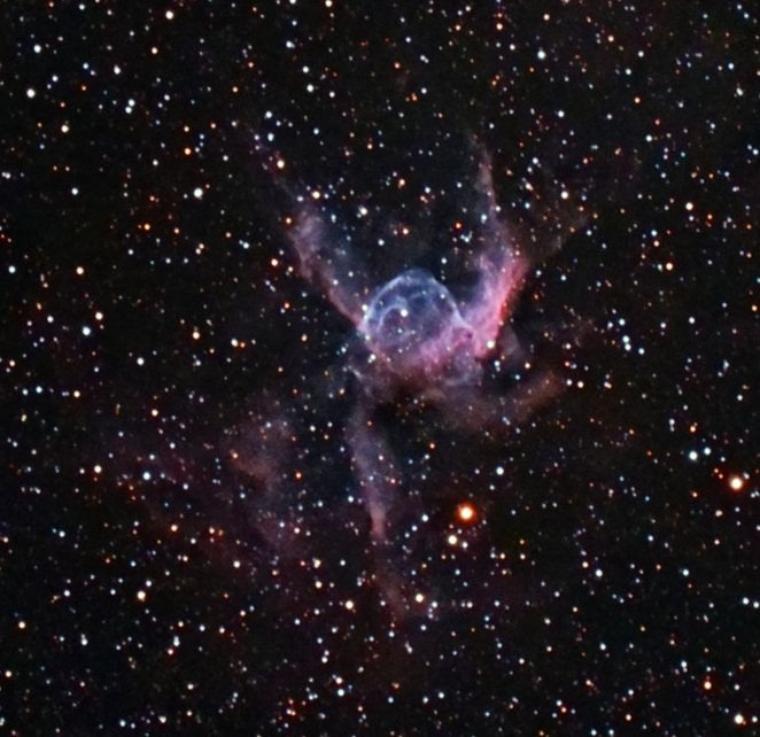 Casque de Thor = NGC 2359