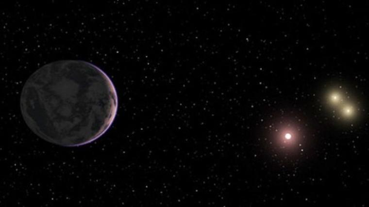 Planète GJ667Cc
