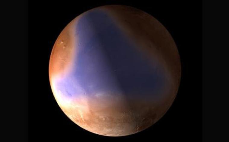 Ancien océan sur Mars