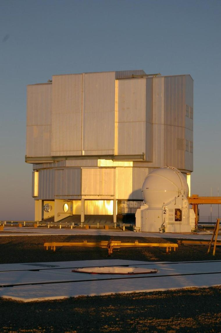 Very Large Telescope = VLT