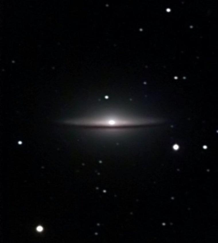 Images par téléscope spatial