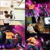 Découvre des photos de Justin & du basketteur Shaq pour l'émission « Shaq vs. »