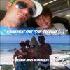En vacances sur l'ile de la Barbade, le père de Justin a posté des photos de lui et son fils sur son twitter