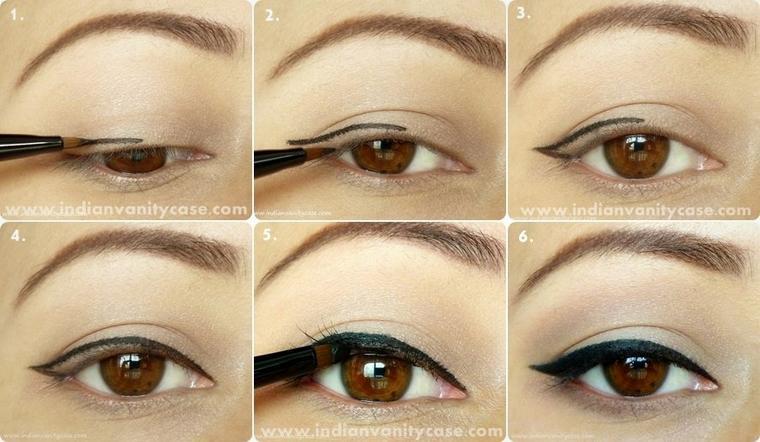Tuto maquillage blog de tutos maquillage coiffure et companie - Tuto de maquillage ...