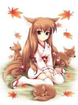 Manga fille animaux photo - Photo fille manga ...