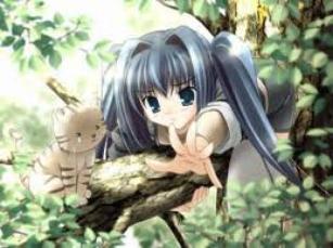 manga , belle fille