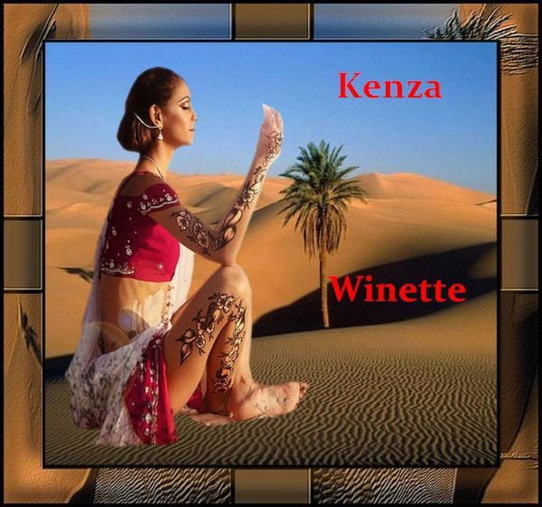 (l) kdo de mon amie kenza (l)
