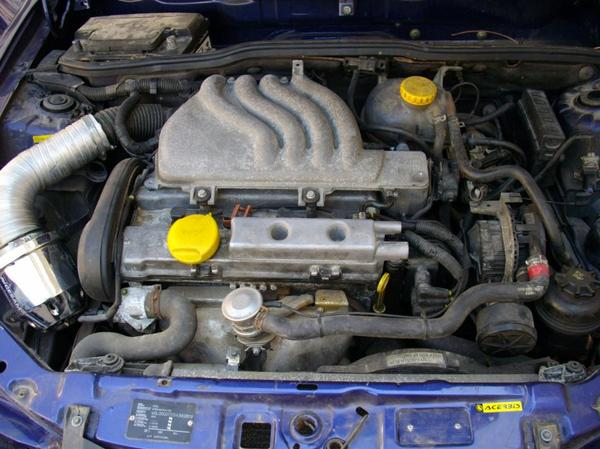 l'exterieure et le moteur