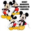 ------- Pour le lancement de ce nouveau blog, DisneyWonderful organise un concours ! News Postées en dessous de cet article. -------