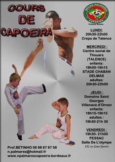 Capoeira Bordeaux 2011/2012