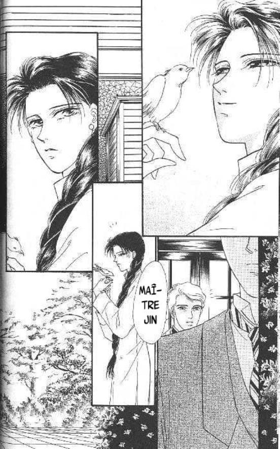 Kago no tori chapitre 1 partie 5