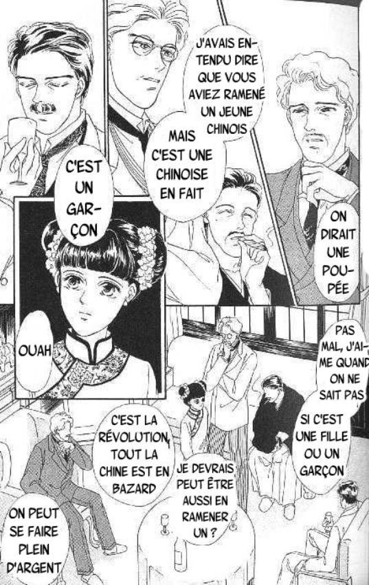Kago no tori chapitre 2 partie 3