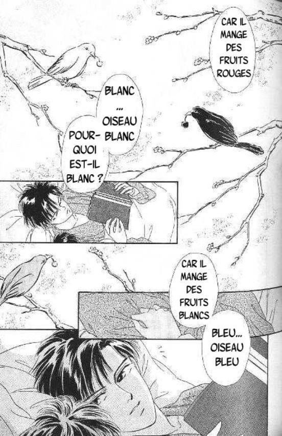 Kago no tori chapitre 2 partie 5