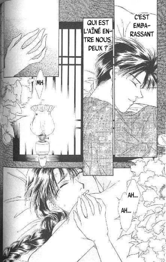 Kago no tori chapitre 3 partie 3