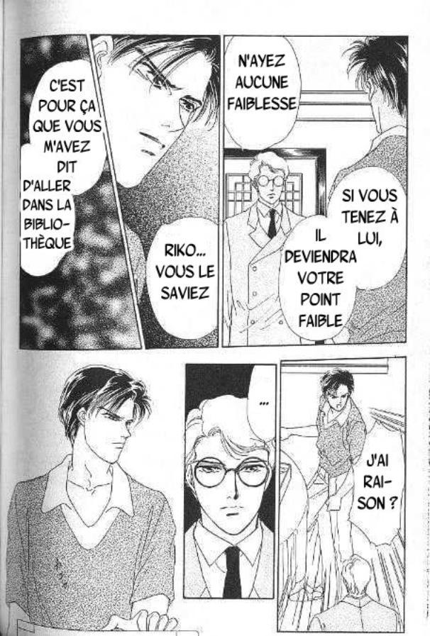 Kago no tori chapitre 4 partie 3