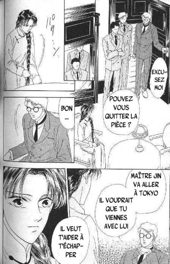 Kago no tori chapitre 4 partie 5