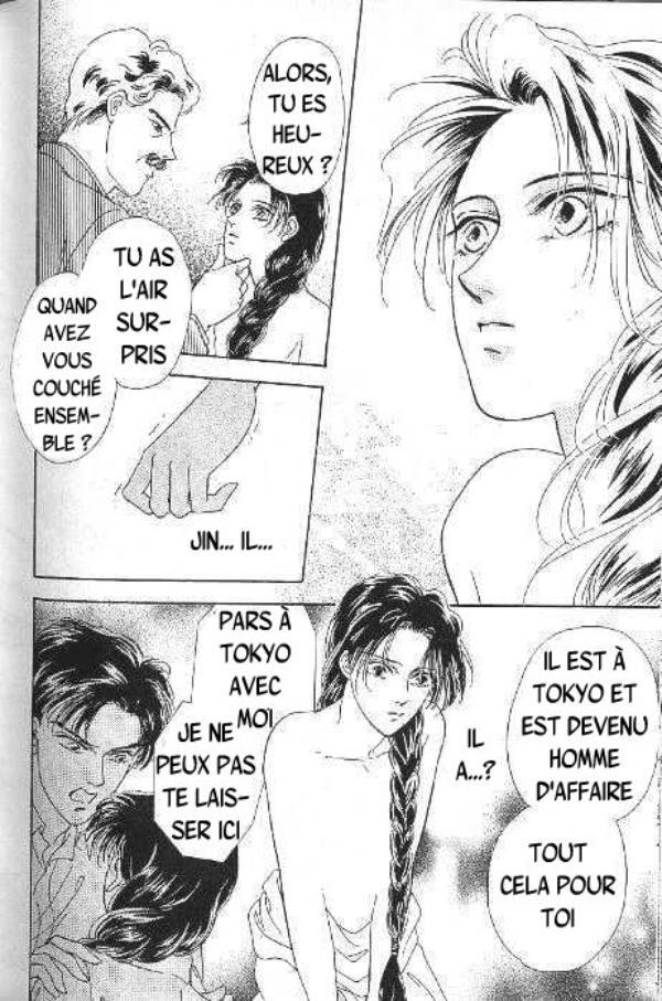Kago no tori chapitre 5 partie 2