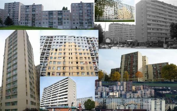 VILLIERS-LE-BEL 95, DERRIERE LES MURS DE MONSEIGNEUR (LA ZAC), LES PUITS LA MARLIERE, LA CERISAIE.