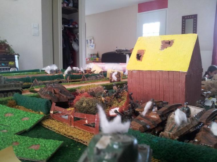 La bataille de Cesseska ( 4 et fin )