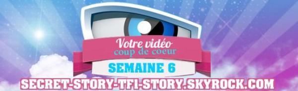Notre coup de c½ur vidéo - Semaine 6