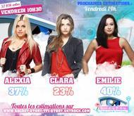Estimations n°7 - Alexia / Clara / Emilie