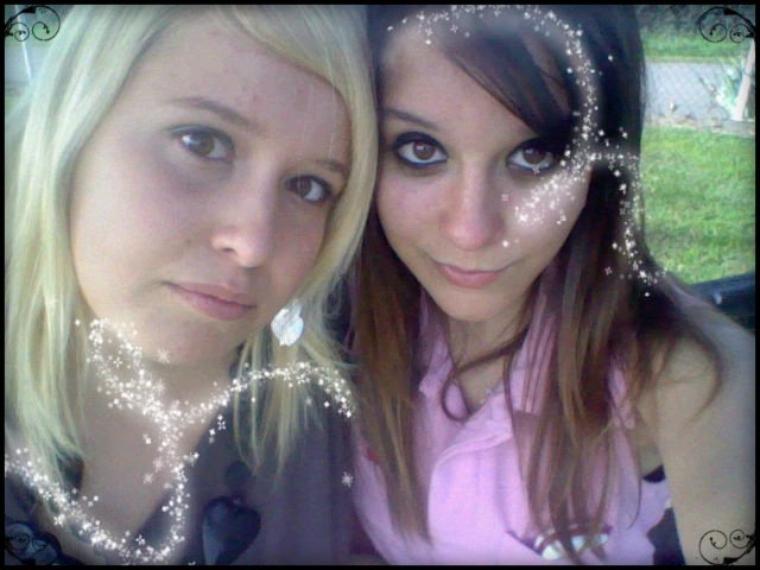Ingrid & Mouah <3