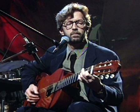 Photo du jour : Eric Clapton ♫