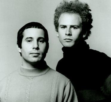 Photo du jour : Simon & Garfunkel ♫