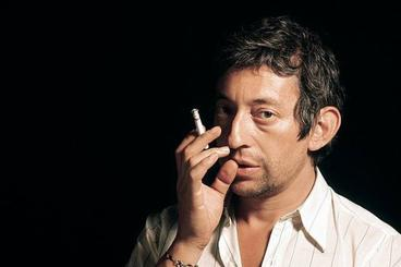 Photo du jour : Serge Gainsbourg ♫