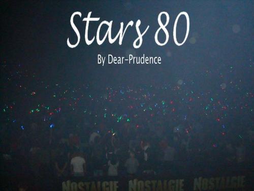 """J'étais en transe, j'étais déchaînée, j'ai cru qu'on allait réinitialiser mon cerveau... Mon concert de """"Stars 80"""" my friends !"""