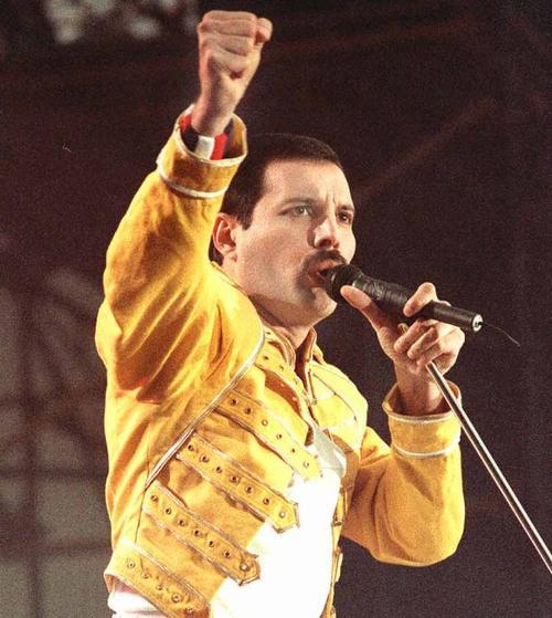 R.I.P. Freddie Mercury