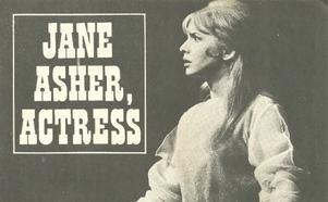 Happy birthday Jane Asher ♥