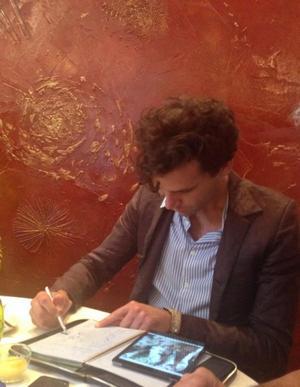 Mika sortira son premier livre officiel et son 4ème album cet automne