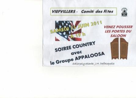 25 Juin 2011 à Viefvillers