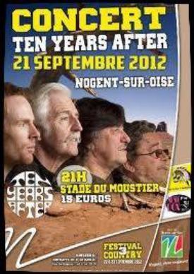 Nogent / Oise : Festival Country 22 & 23 Septembre