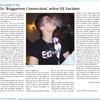 + D'info sur Dj Luciano (Interview Luso jornal) 22/01/2009